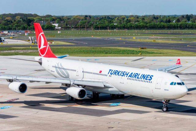 Компания-Турецкие-авиалинии