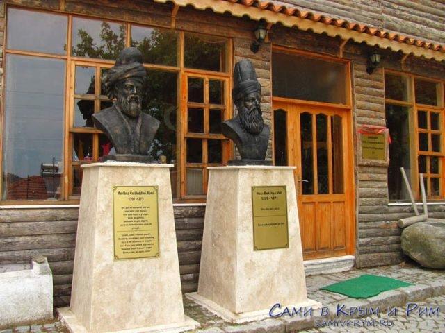 Козак-Айвалык-музей-по-дороге