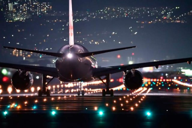 Ночной-перелет