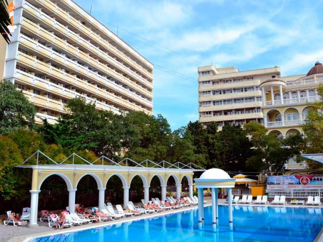 Отель-Марат