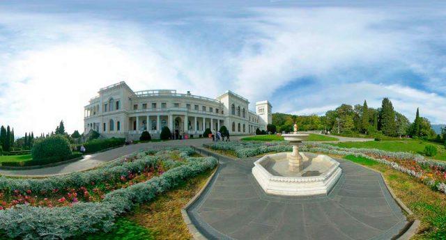 Переспектива-Ливадийского-дворца