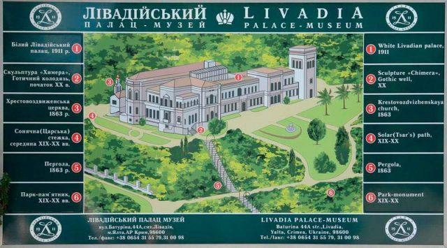 План-схема-дворца