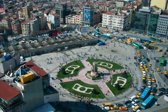 Площадь-Таксим