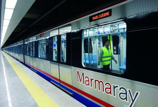 Поезд-Мармарай