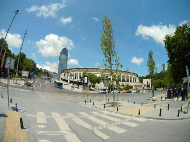 Район-Бешикташ
