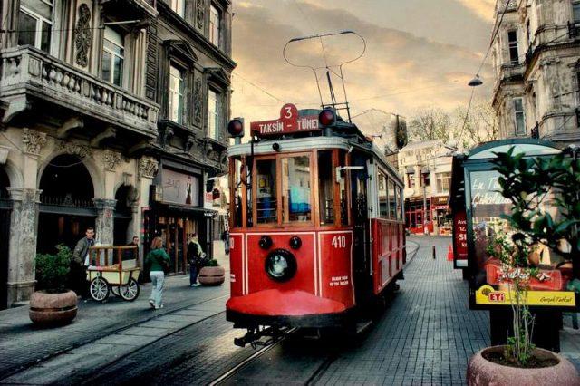 Раритетный-трамвай