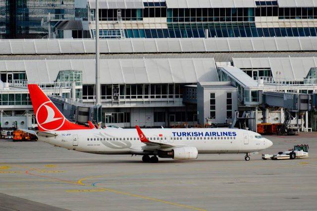 Самолет-турецких-авиалиний
