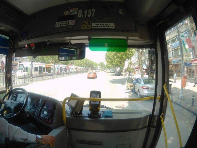 Водитель-автобуса
