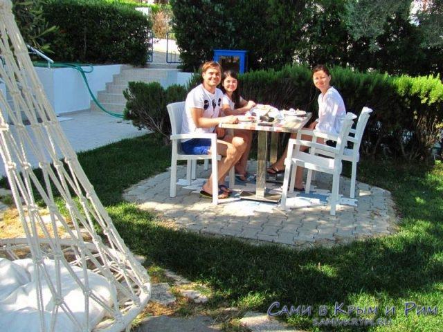 Завтрак-в-отеле