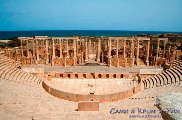 Карфаген-в-Тунисе