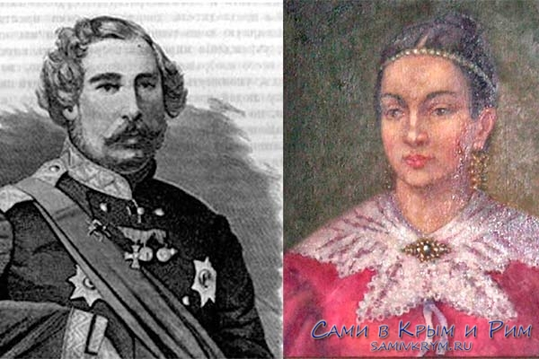 Князь-и-княгиня-Гагарины