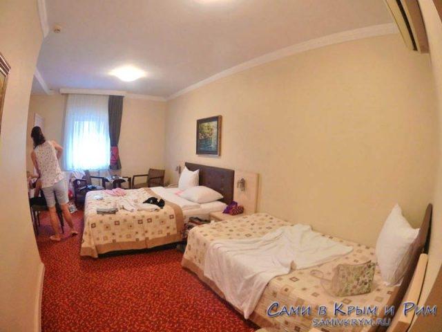 Комната в нашем отеле