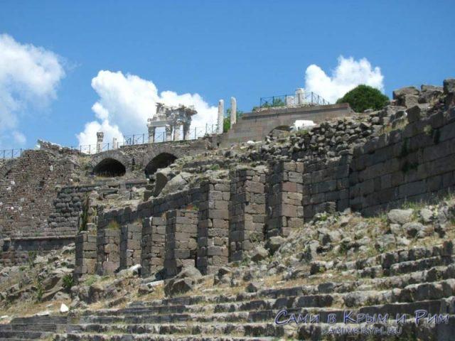 Пергам-город-монумент