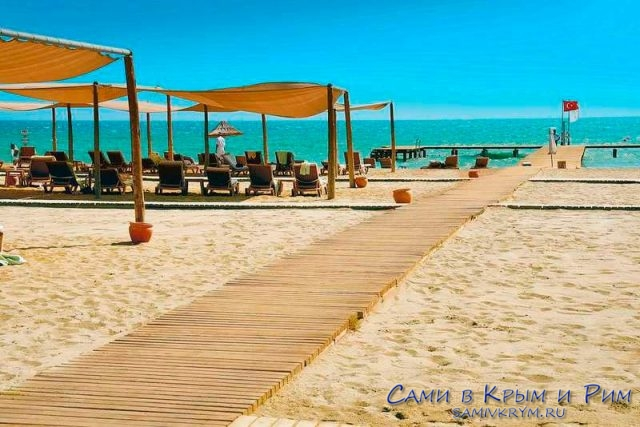 Пляжи-Белека