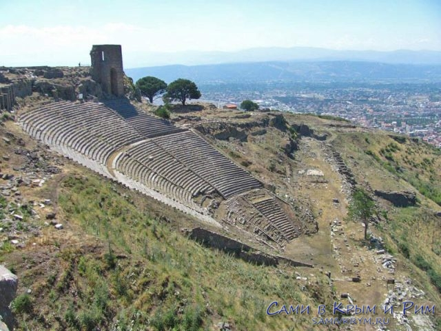 Самый шикарный амфитеатр в мире