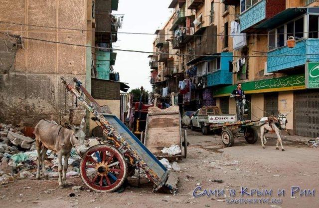 Улицы-Александрии