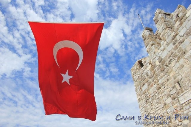 Виды Турции