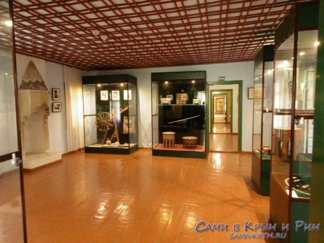 Выставки во дворце