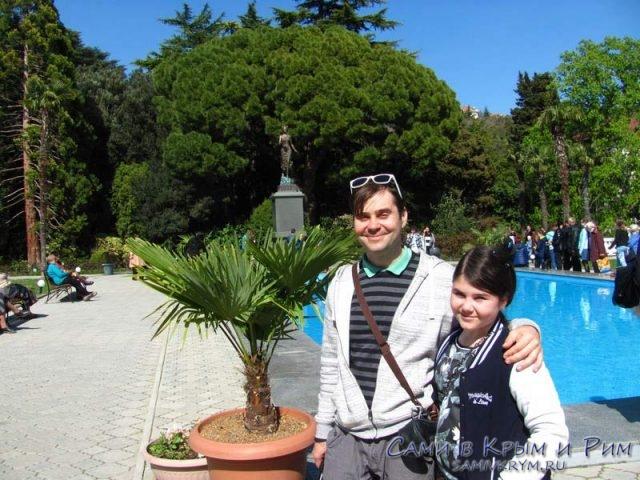 Мы в Никитском саде