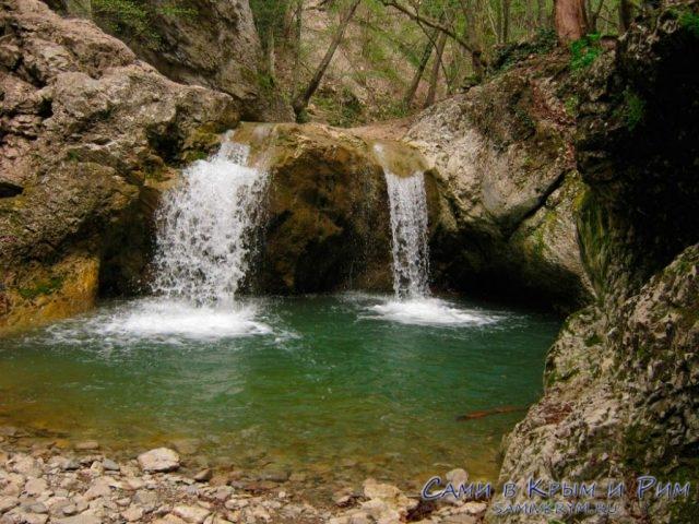 Черемисовские-водопады