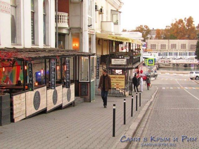 Кафе Севастополя