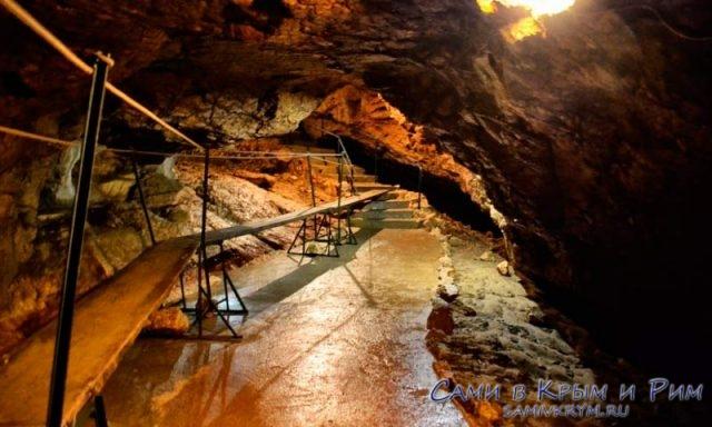 Красная-пещера-проход