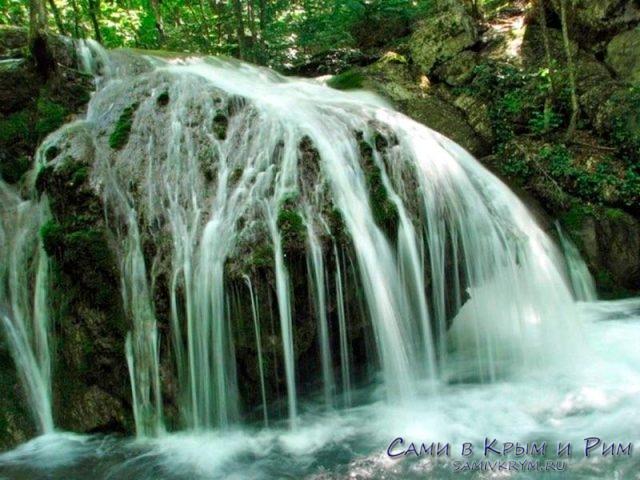 Полноводный-Черемисовский-водопад