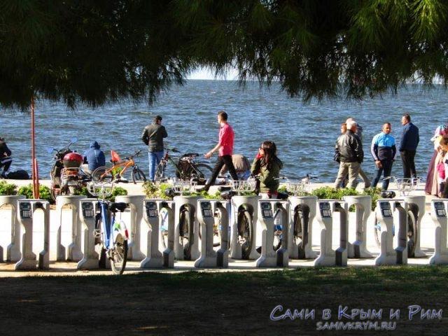 Прокат велосипедов в Измире