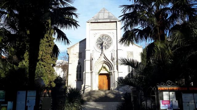Римско-католическая-церковь-в-Ялте