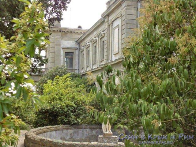 Тайный дворец Старой Ялты