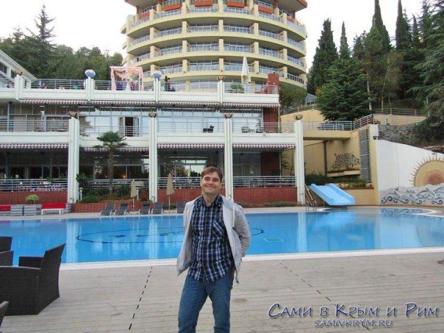 Уикэнд в спа-отеле Море