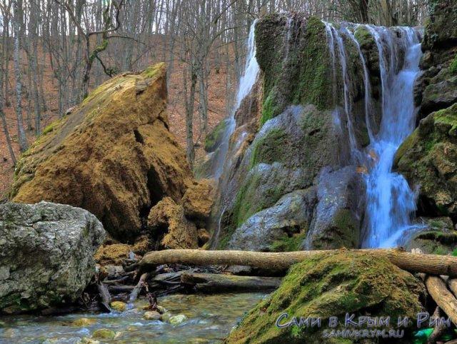 Водопад-Серебрянные-струи-после-обвала