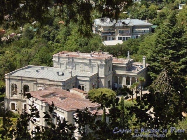 Юсуповский-дворец
