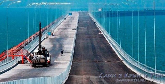 Керченский-мост