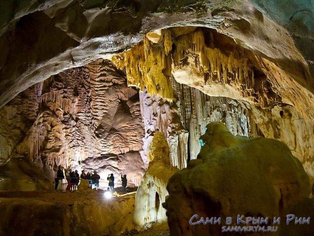 Красоты подземного мира