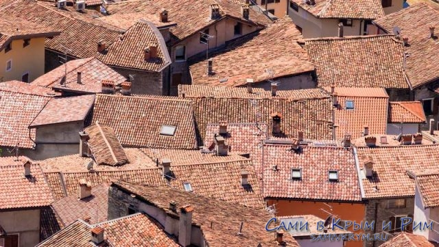 Турецкие крыши