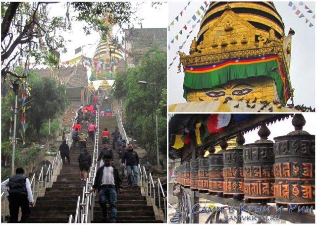 Достопримечательности-Катманду