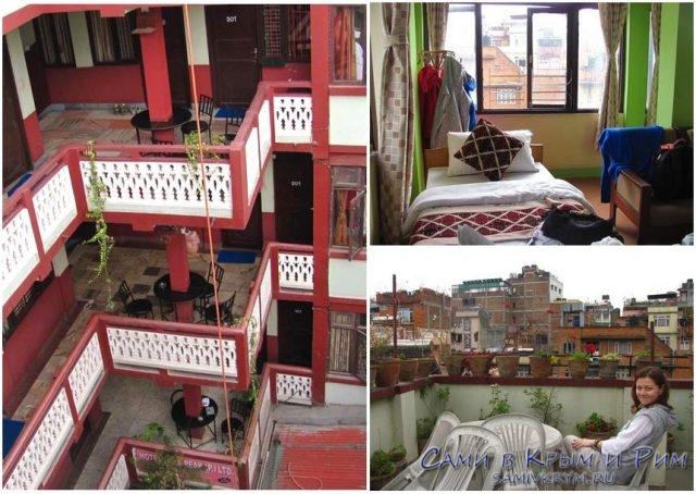 Отель-в-Катманду-Hotel-Yala-Peak