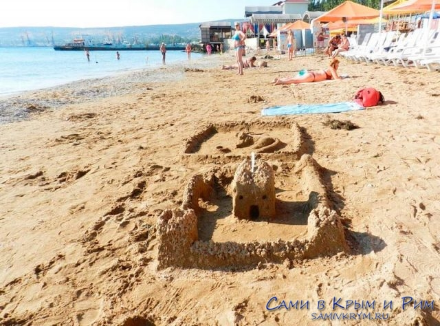 Пляж-Детский-в-Феодосии