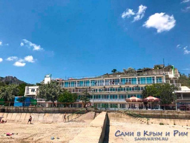 Пляж-Санатория-Прибой