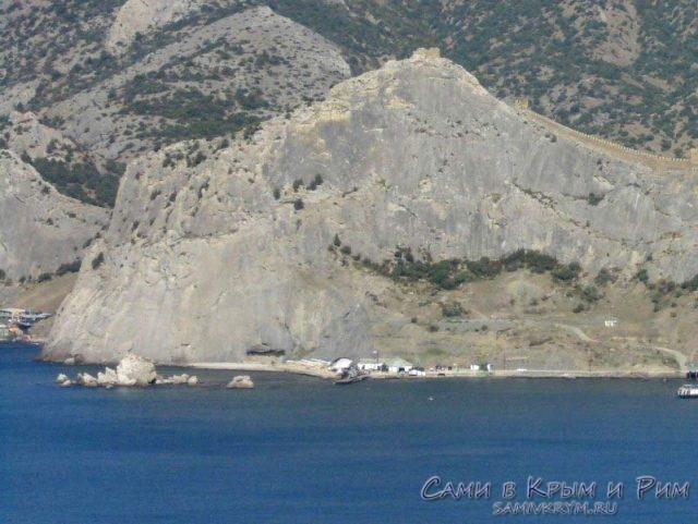 Пляж-на-Крабьем-острове