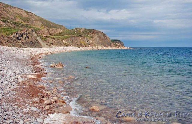 Пляж-у-мыса-Святого-Ильи