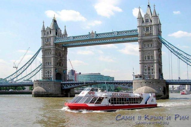 Речной транспорт в Лондоне
