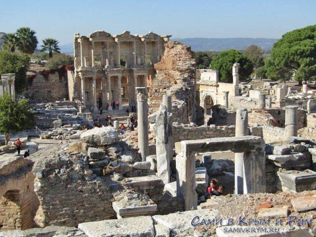 Шикарный вид на Эфес
