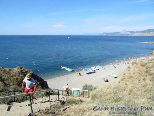 Спуск-к-пляжам-на-Меганоме