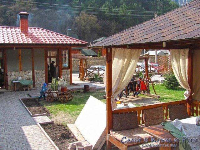 Татарское кафе Ходжа Сала