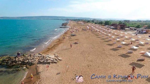 Золотой-пляж-в-Феодосии