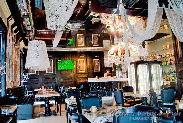 Интерьер ресторана Шококо