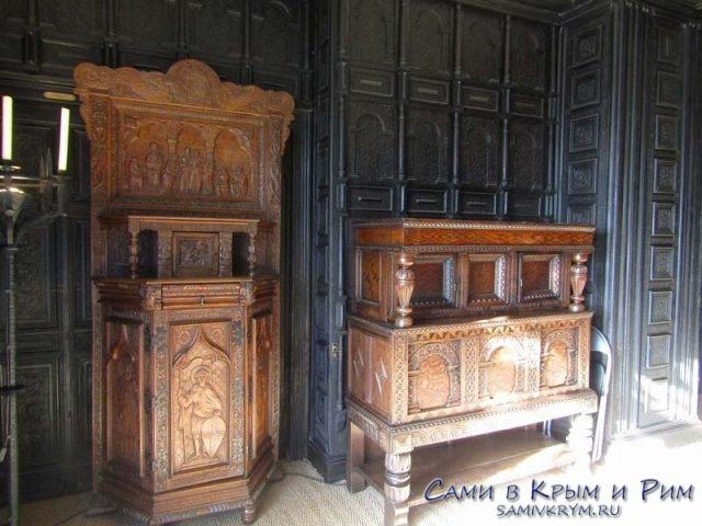 Коллекционая мебель