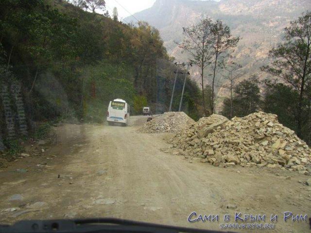 Покхара Ная Пул - дороги нет